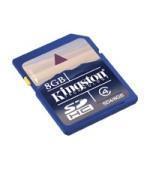 China Kingston 8GB SD High Capacity Flash Memory Card - SDHC on sale