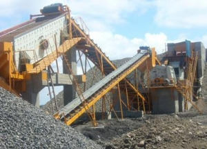 China Aggregate Plant on sale