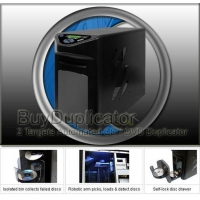 China Automated CD / DVD Duplicator on sale