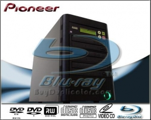 China Blu-Ray DVD Duplicator on sale