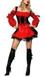 China Leg Avenue Women's Vixen Pirate Wench Costume on sale