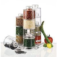 China Acrylic Spice Racks on sale