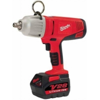 China V28 1/2 Drive Impact Wrench Kit with Lithium-Ion Batteries on sale