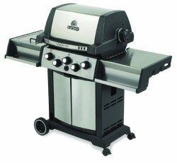 China Broil King 987747 Sovereign 90 Natural Gas Grill with Side Burner and Rear Rotisserie | Gas Grills on sale