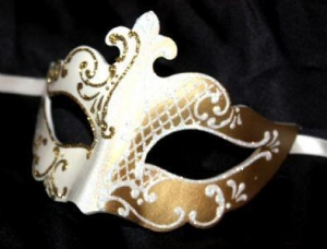 China Masquerade Masks - WOMEN on sale