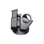 China Fobus Handcuff / Mag Combo Pouch - .45 ACP/ 10mm Glock, Para CUG1045RB214 on sale