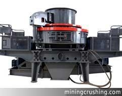 China VSI5X Crusher on sale