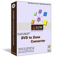 DVD to ZUNE software