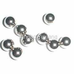 China Sintered ndfeb rare earth magnetic ball on sale