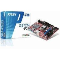 MSI Motherboard & AMD Athlon II X2 Processor