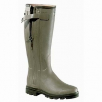 Le Chameau Leather Lined Boots