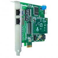 OpenVox DE210E 2x T1/E1 PCI-Express Card OCTASIC EC for Asterisk[DE210E]