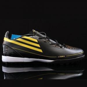 China Latest adidas Messi F50 adizero TRX TF Soccer Shoes Cleats Black on sale