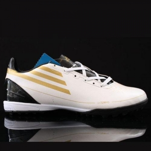 China Wholesale adidas F50 Messi adizero FG Soccer Cleats Shoes White on sale
