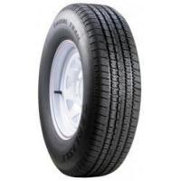 China Carlisle Radial Trail RH Trailer Tire and Wheel ST225/75R15 (10 ply) (6 Lug) on sale