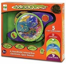 China MindQuest Electronic Learning Game on sale