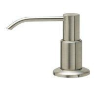 China Premier Wellington Collection Soap Dispenser Brushed Nickel on sale