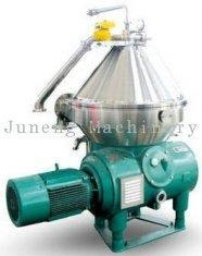 China Design capacity 5000-15000L/H Disc Oil centrifuge Separator used animal fat clarification on sale