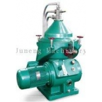 China Fully automatic control industrial glycerin Biodiesel oil separators pressure 0.05 Mpa on sale