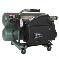 China Hitachi Compressor Kit with 18 Gauge Finish Nailer and 50' Hose w/ Fittings on sale