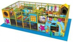 China 4mm Thick Polyethylene Plastic Indoor Child Playground Equipments A-09002 on sale