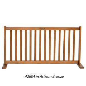 China dynamic accents kensington wood pet gate on sale