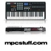 China Akai MPK 49 MIDI Keyboard and MPC Pad Controller for sale