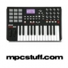 China Akai MPK 25 MIDI Keyboard and MPC Pad Controller for sale