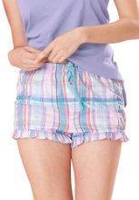 China Womens Plaid Shorts on sale