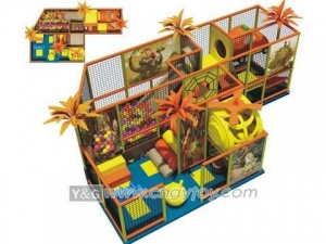 China cinderella indoor playground[Product NO: B-137] on sale