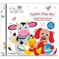 Baby Einstein CD Baby Einstein- Playtime Music Box CD