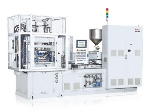 China Injection Blow Molding Machine on sale