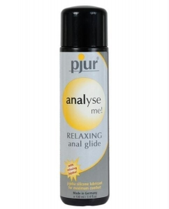China Pjur Analyse Me! Relaxing Anal Glide - 100 ml Bottle[6764-2] on sale