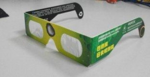 China Solar Eclipse Glasses on sale
