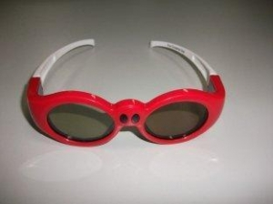 China DLP Active Shutter 3D Glasses on sale