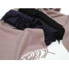 China Water Wave Cashmere Shawl/Pure Cashmere Scarf for sale