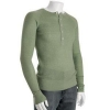 China Henley Sweater By Cashmere or Merino Wool for sale