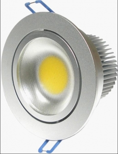 China 4.25 inches COB LED downlight(108mm, 10W) on sale
