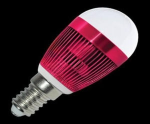 China Mini LED bulb(E14/E27/E26/B22, 1*3W) on sale