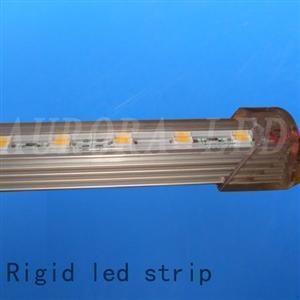 China 5050 rigid strips led light waterproof CE ROHS on sale