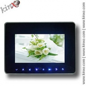 China Touch panel digital picture frame on sale