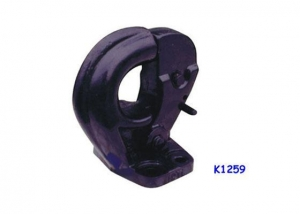 China 4x4 ACCESSORIES PINTLE HOOK on sale