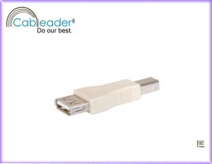 China USB adapter A Female-B Male on sale