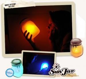 China Sun Jar Lamp on sale