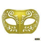 China Dream Tale Gold Venetian Masquerade Mask on sale