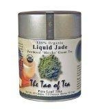 China The Tao of Tea, Liquid Jade Powdered Matcha Green Tea, Loose Leaf, 3-Ounce Tin on sale