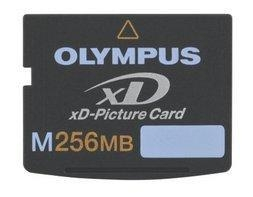 China Olympus 256mb xD Picture Card Type M - Sale! on sale