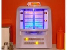 China Vintage Jukebox Jukemaster With Elvis Music CD Player on sale