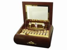 China Dancing Ballerina Xylophone Music Box on sale