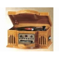 China Philco Capital Turntable CD Cassette Player on sale